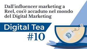 Locandina Digital Tea 10