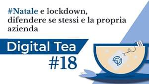 Locandina Digital Tea 18