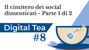 Locandina Digital Tea numero 8