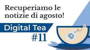 Locandina Digital Tea numero 11
